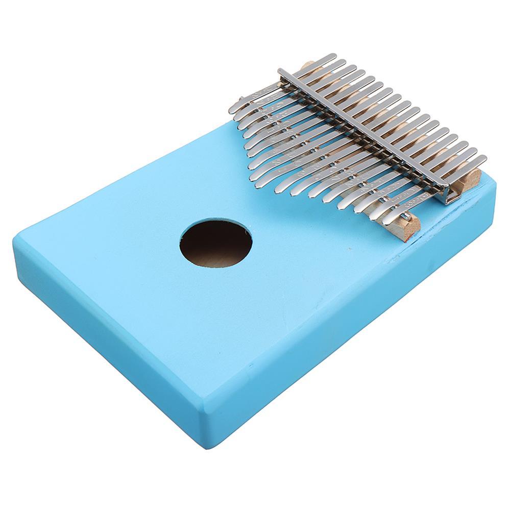 kalimba 17 Keys C-Tune Thumb Piano Kalimba Portable Solid Wood Finger Piano HOB1783948 3