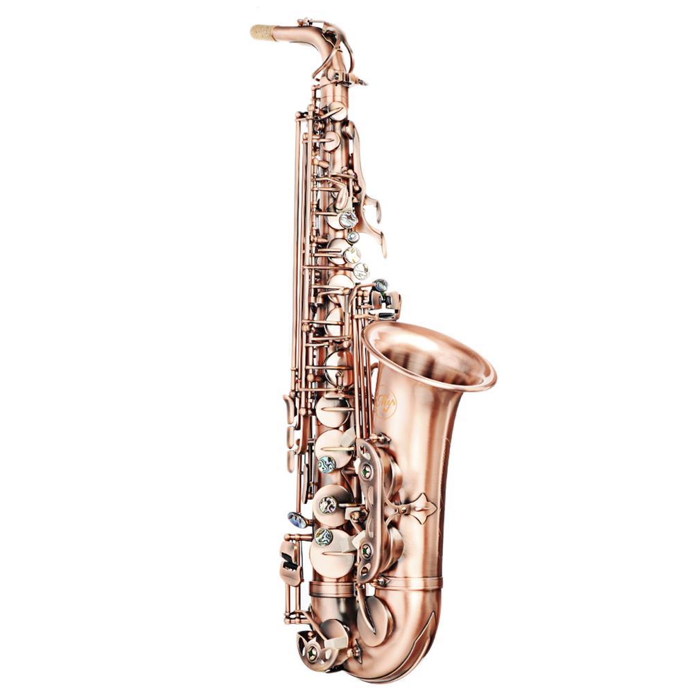 saxophone MY S0189 Antique Bronze Alto Saxophone Woodwind instrument HOB1783978 1