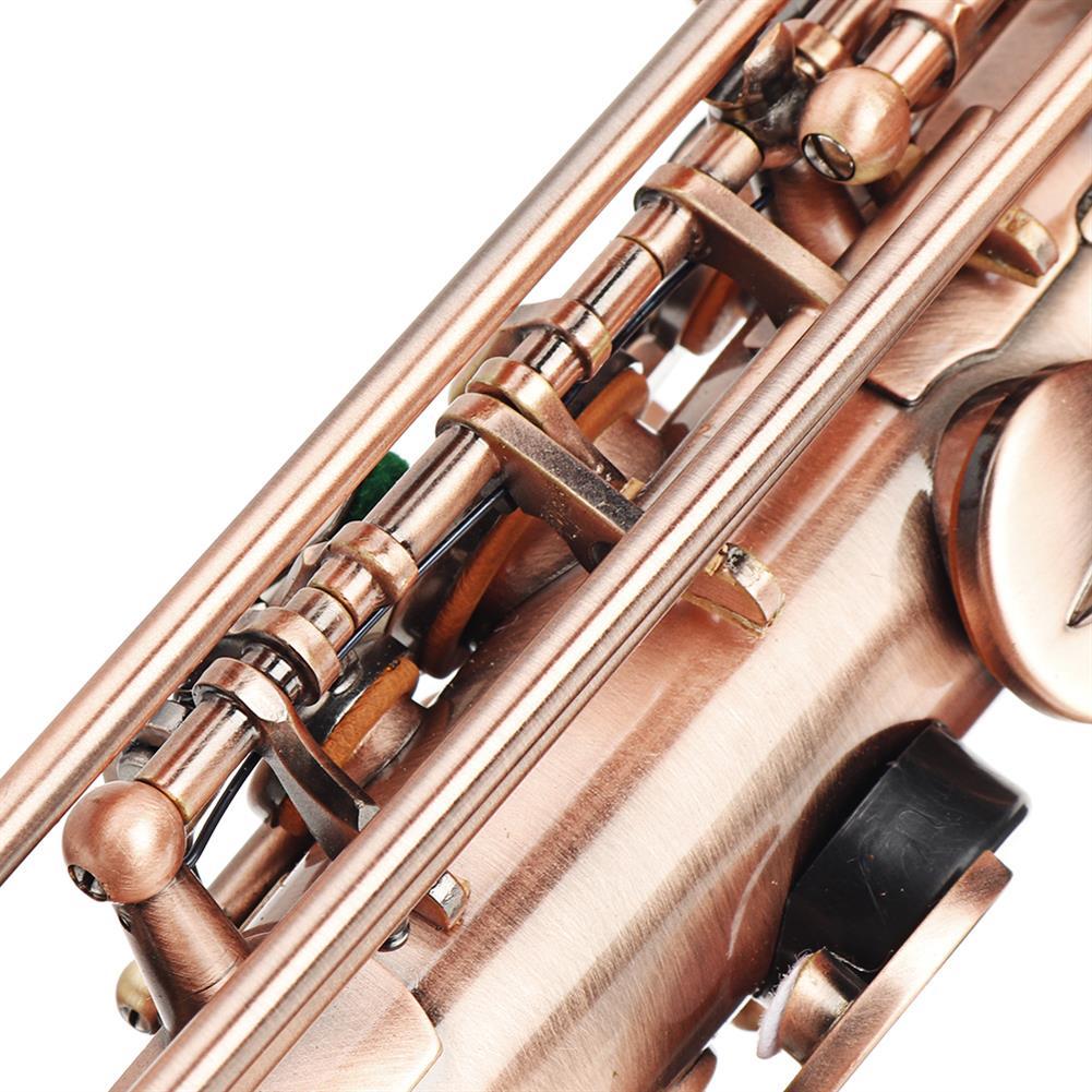 saxophone MY S0189 Antique Bronze Alto Saxophone Woodwind instrument HOB1783978 3