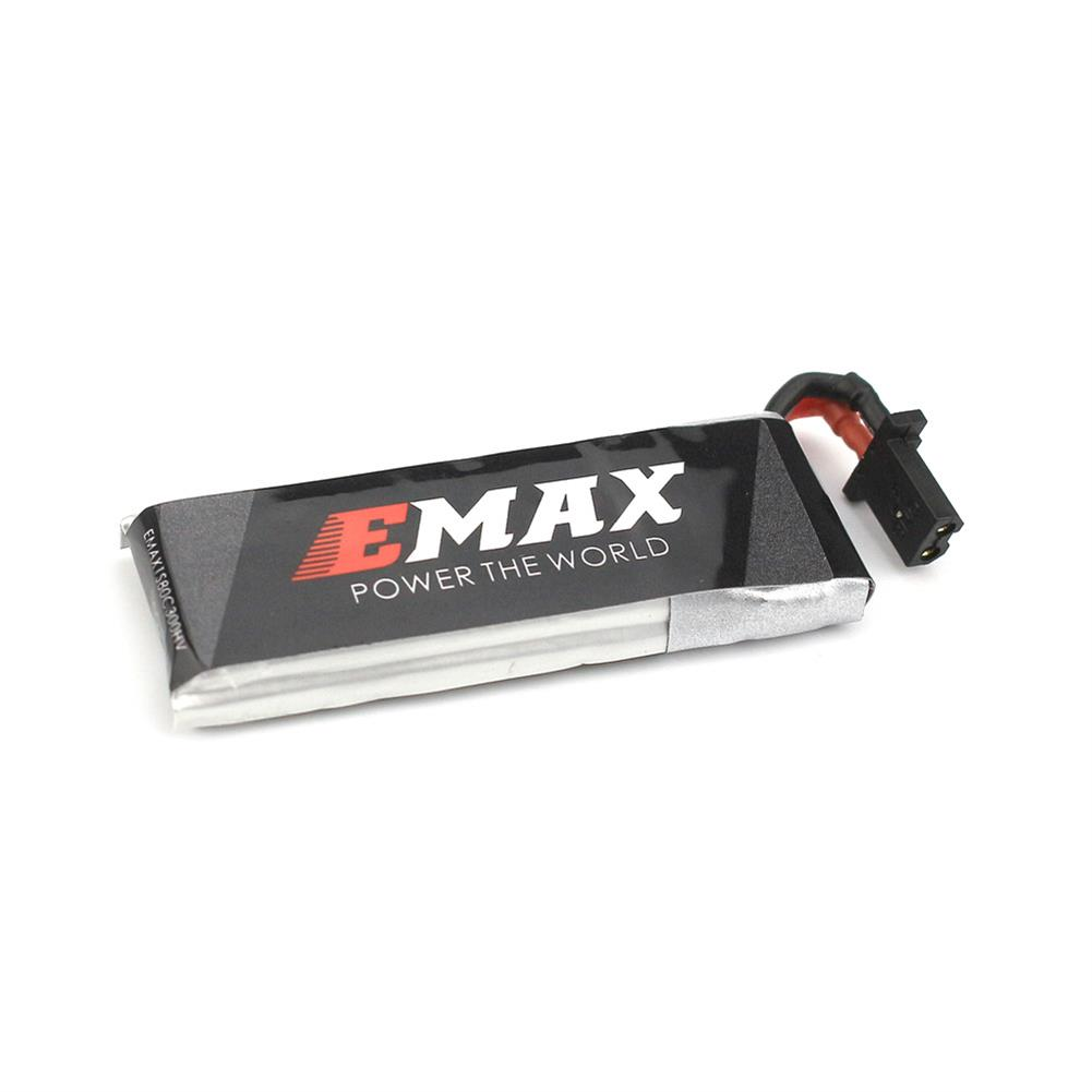multi-rotor-parts 4 PCS Emax Nanohawk Spare Part 1S 4.35HV 300mAh 80C Lipo Battery GNB27 Plug Connector for Tiny Whoop RC FPV Racing Drone HOB1784099 1