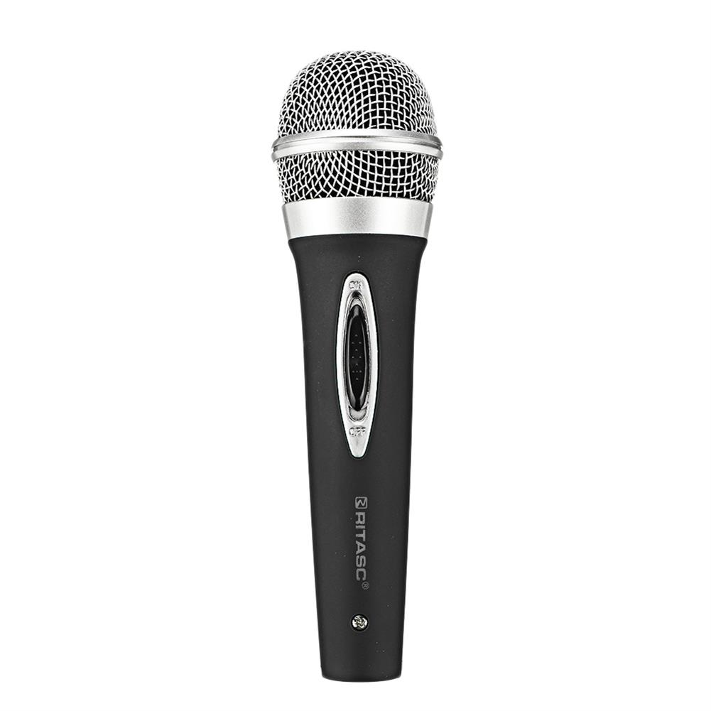 microphones-karaoke-equipment RITASC W26 Moving Coil Wired Microphone for Conference Teaching Karaoke HOB1784322 1