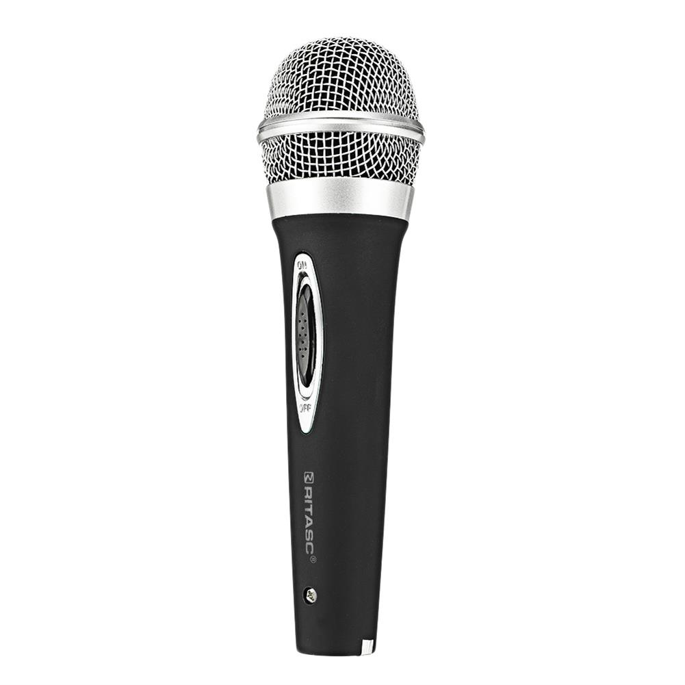 microphones-karaoke-equipment RITASC W26 Moving Coil Wired Microphone for Conference Teaching Karaoke HOB1784322 2