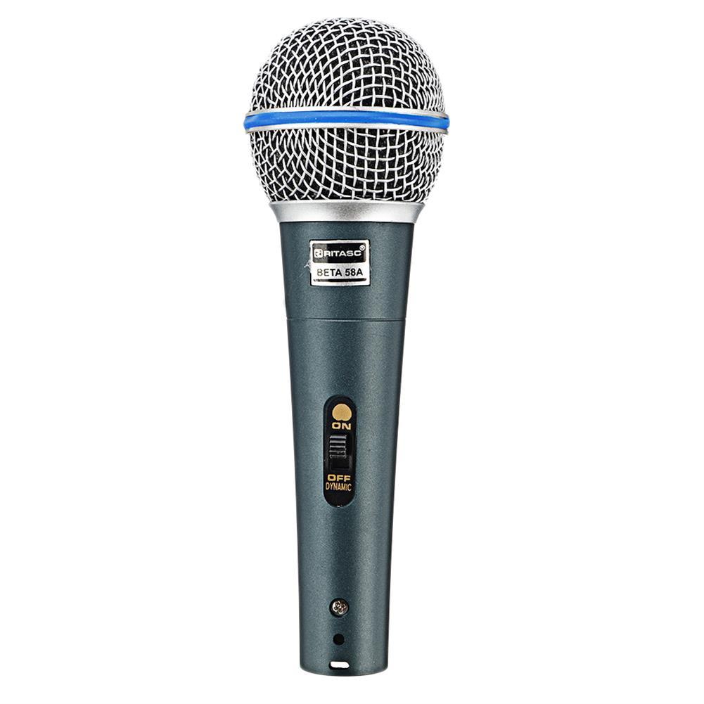 microphones-karaoke-equipment RITASC 58A Wired Microphone for Conference Teaching Karaoke HOB1784324