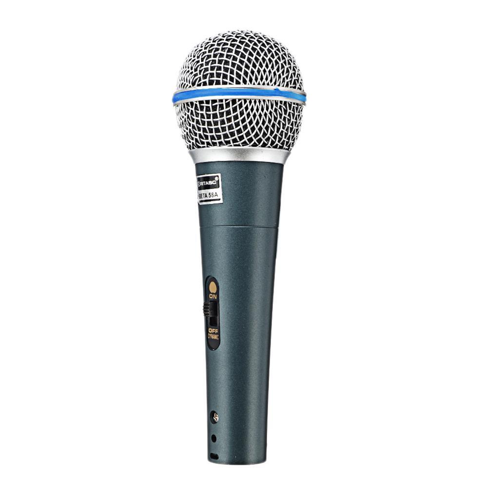 microphones-karaoke-equipment RITASC 58A Wired Microphone for Conference Teaching Karaoke HOB1784324 1