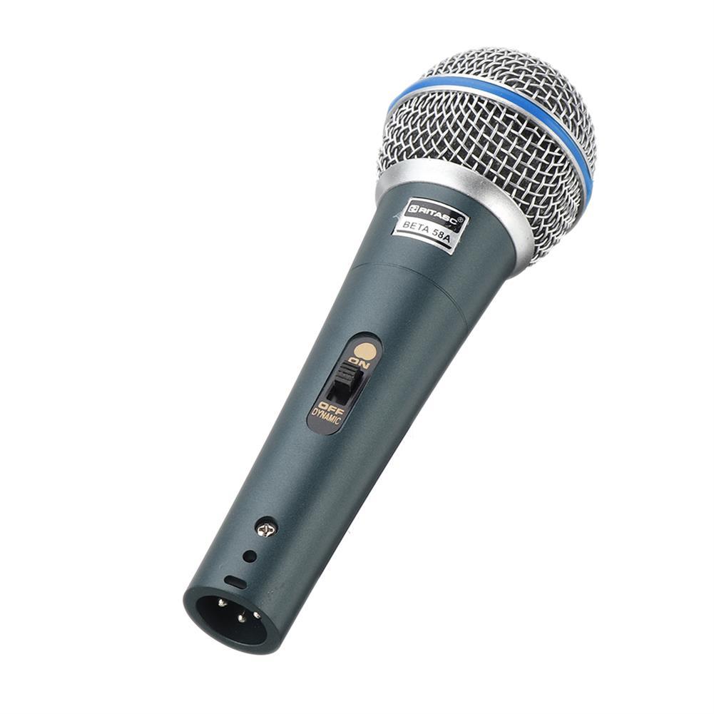 microphones-karaoke-equipment RITASC 58A Wired Microphone for Conference Teaching Karaoke HOB1784324 3