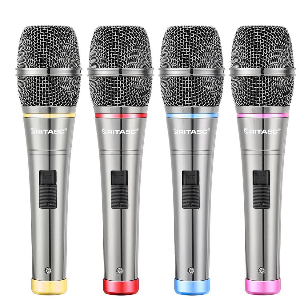microphones-karaoke-equipment RITASC W69 Wired Microphone for Conference Teaching Karaoke HOB1784330