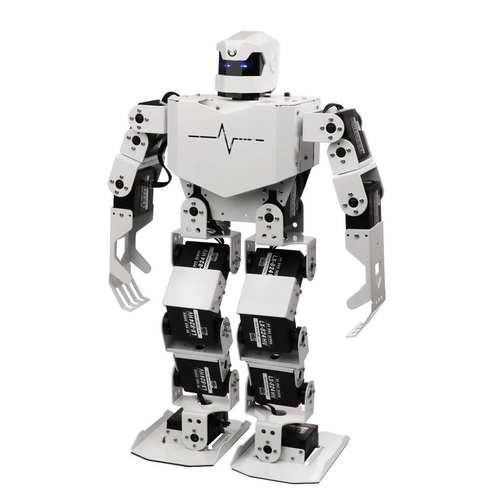 smart-robot Hiwonder RoboSoul H5S 16 DOF intelligent Educational Programmable Bionics Humanoid Dancing RC Robot HOB1784617