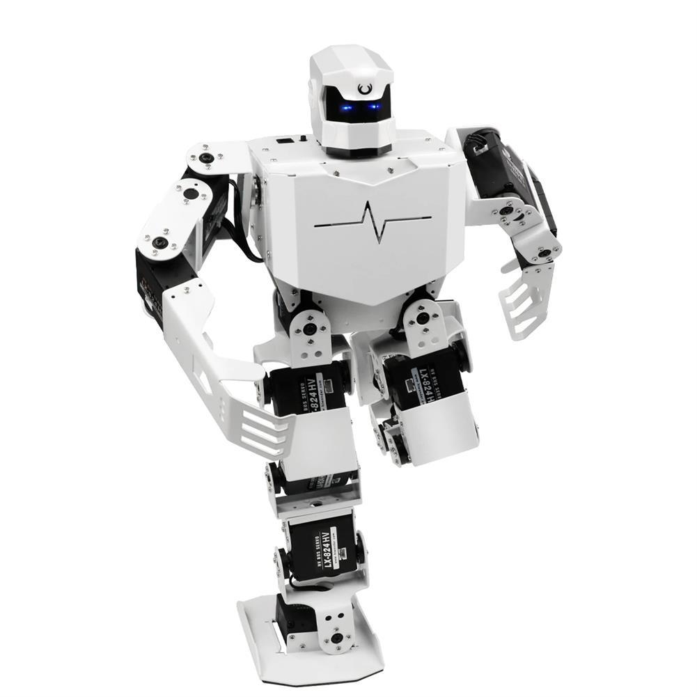 smart-robot Hiwonder RoboSoul H5S 16 DOF intelligent Educational Programmable Bionics Humanoid Dancing RC Robot HOB1784617 1