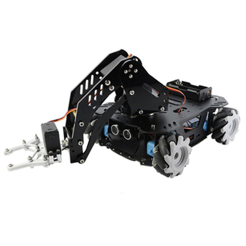 smart-robot-car Mecanum Wheel Robotic Arm Trolley Handling Smart Car HOB1784624