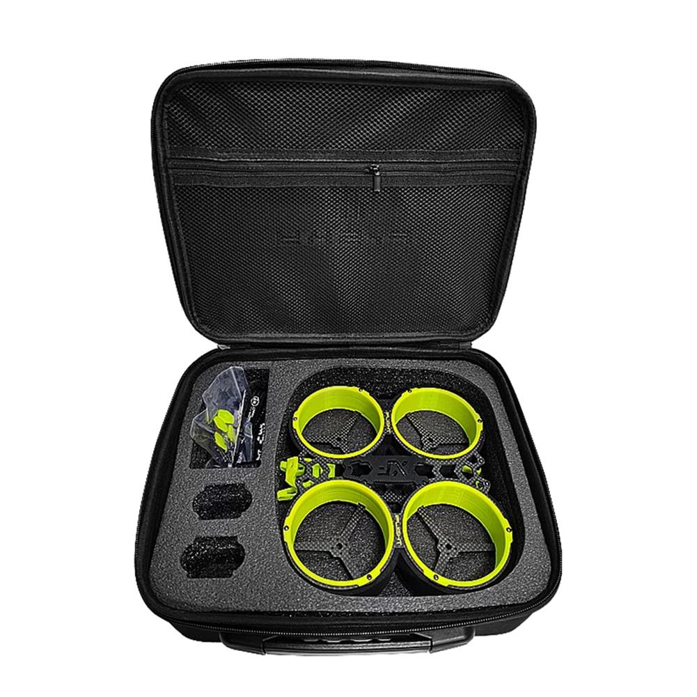 tools-bags-storage 3inch CineWhoop Drone Carring Bag Case Hardshell Bag for Diatone MX-C 349 Taycan iFlight Green Hornet Frame Kit RC Racing Drone HOB1784834 1