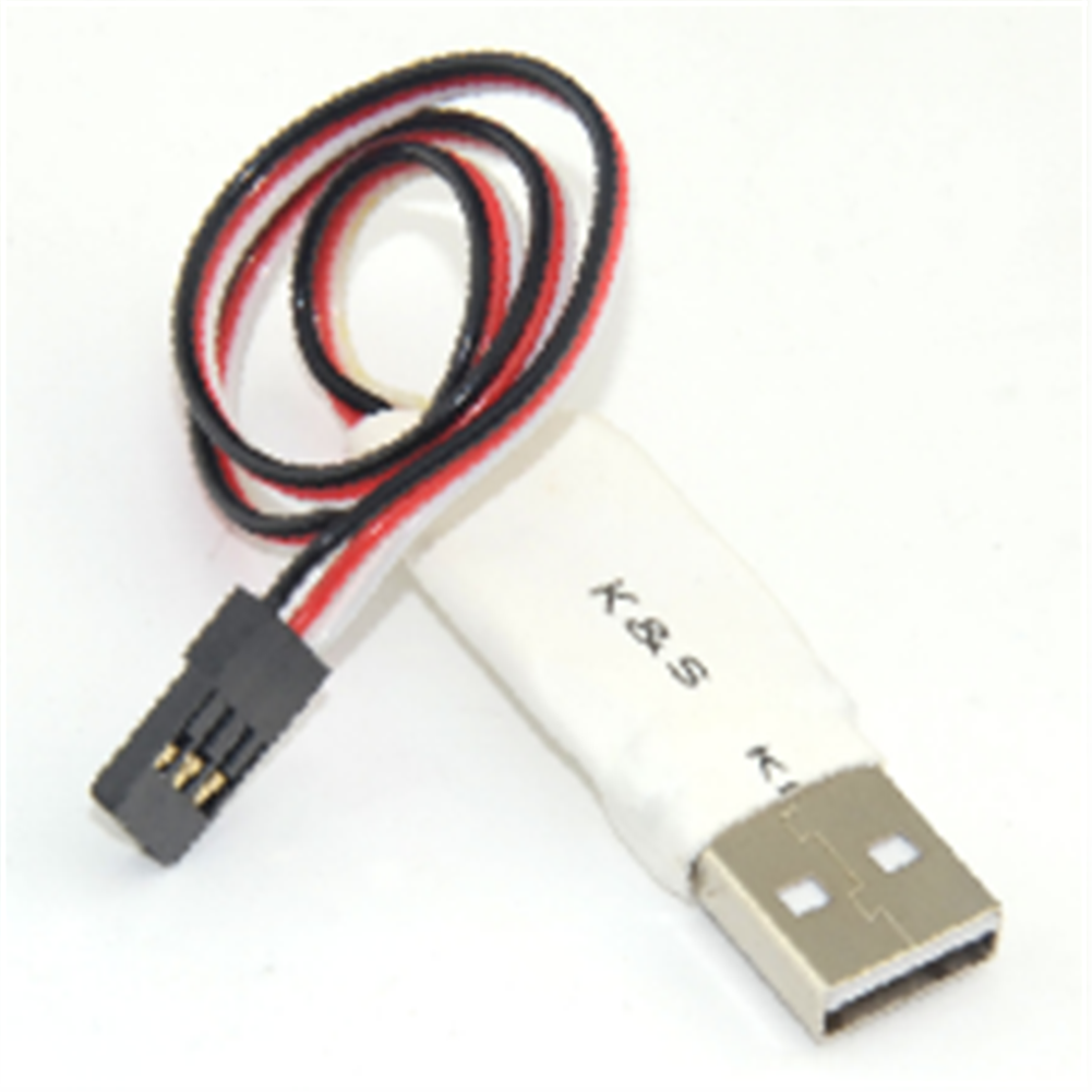 rc-helicopter-parts USB Parameter Tuner Configuration Backup Restore Update Cable Data Line for TGZ580/MB Microbeast Plus Gyro HOB1784867