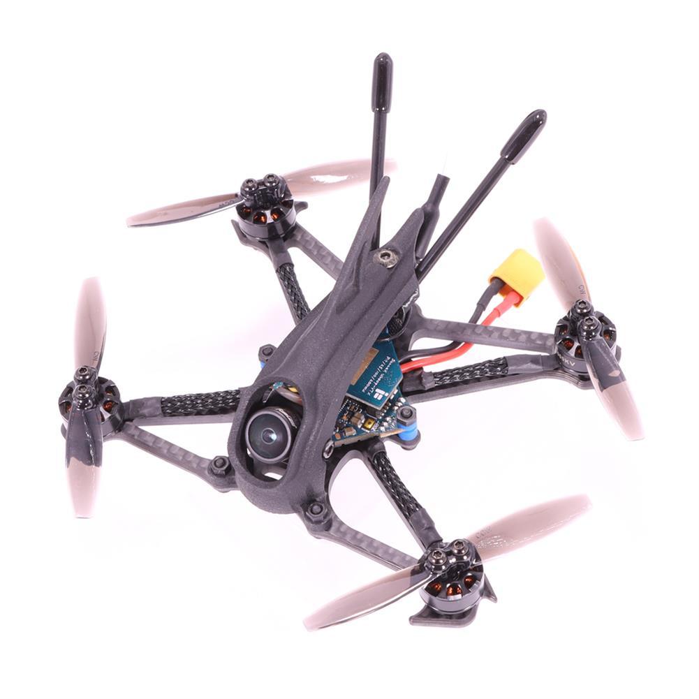 fpv-racing-drone AlfaRC Herbie 112mm 2.5 inch 2-3S Toothpick FPV Racing Drone PNP/BNF Caddx.us Turbo Eos2 Cam SucceX Micro F4 FC 12A ESC 1103 8000KV Motor 200mW VTX HOB1784988