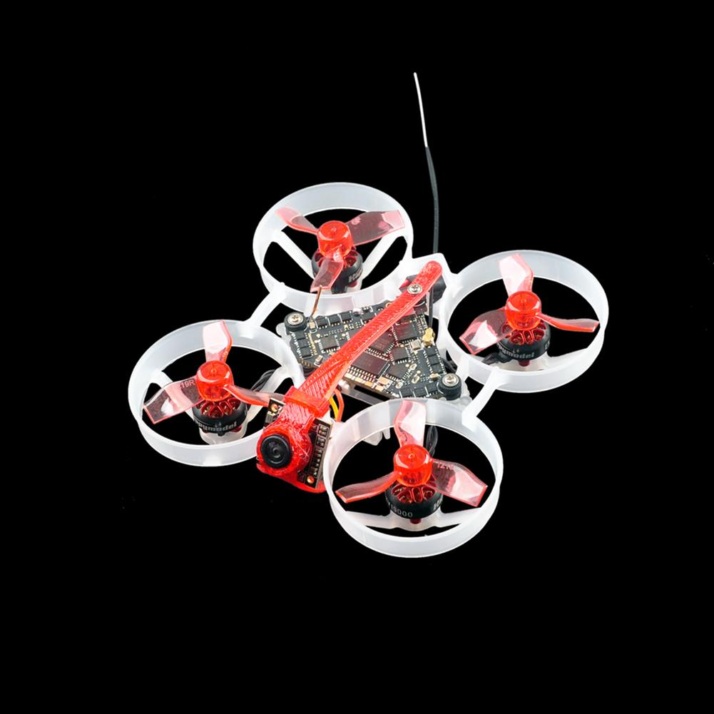 fpv-racing-drone 18.5g Happymodel Moblite6 65mm 1S Diamond F4 AIO 5A BB2 ESC Reciver 25/200mW VTX Whoop FPV Racing Drone BNF w/ EX0802 19000KV Unibell Motor Runcam Nano 3 800TVL Camera HOB1785239