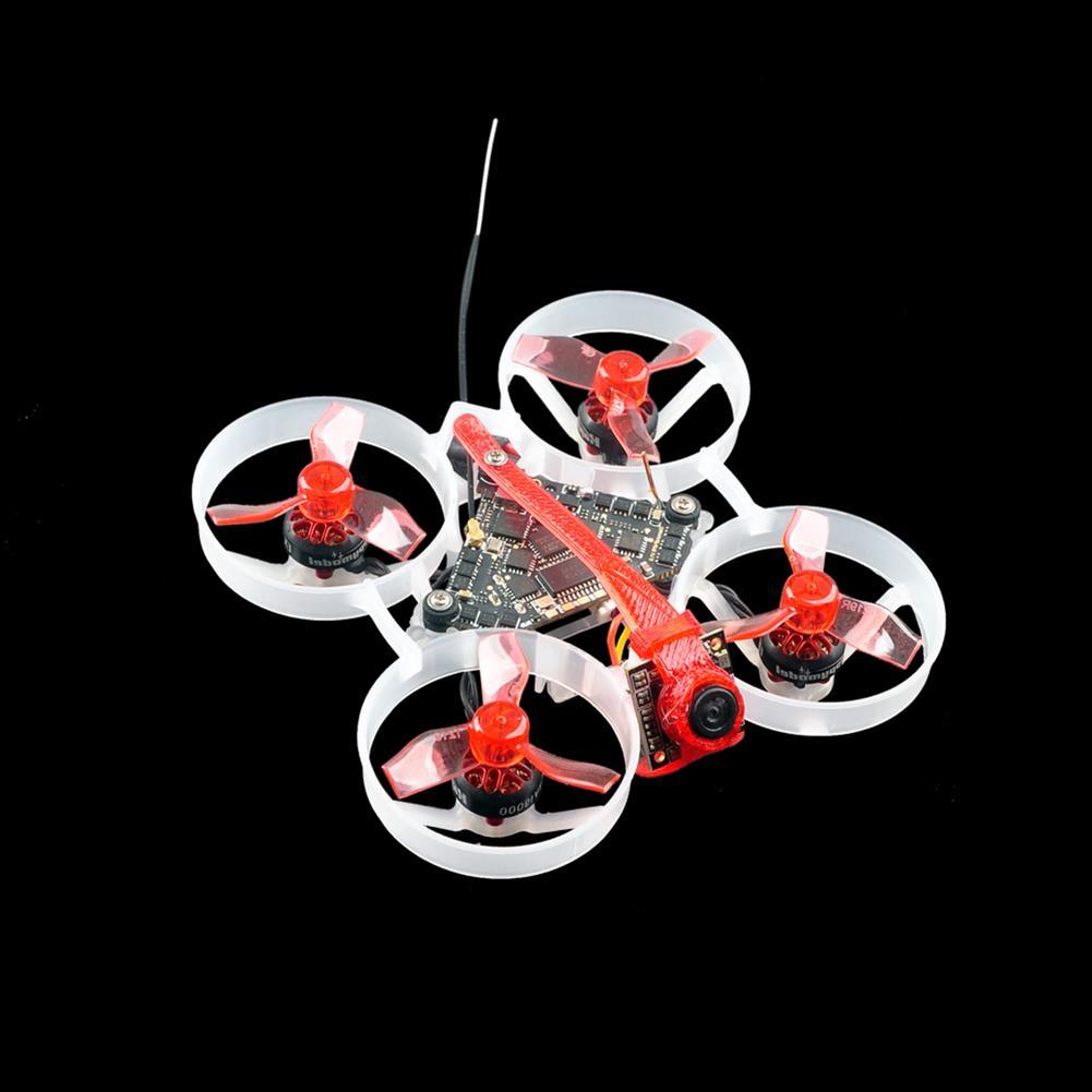 fpv-racing-drone 18.5g Happymodel Moblite6 65mm 1S Diamond F4 AIO 5A BB2 ESC Reciver 25/200mW VTX Whoop FPV Racing Drone BNF w/ EX0802 19000KV Unibell Motor Runcam Nano 3 800TVL Camera HOB1785239 1