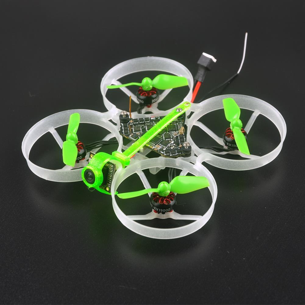 fpv-racing-drone 19.5g Happymodel Moblite7 75mm 1S Diamond F4 AIO 5A BB2 ESC Reciver 25/200mW VTX Whoop FPV Racing Drone BNF w/ EX0802 19000KV Unibell Motor Runcam Nano 3 800TVL Camera HOB1785250