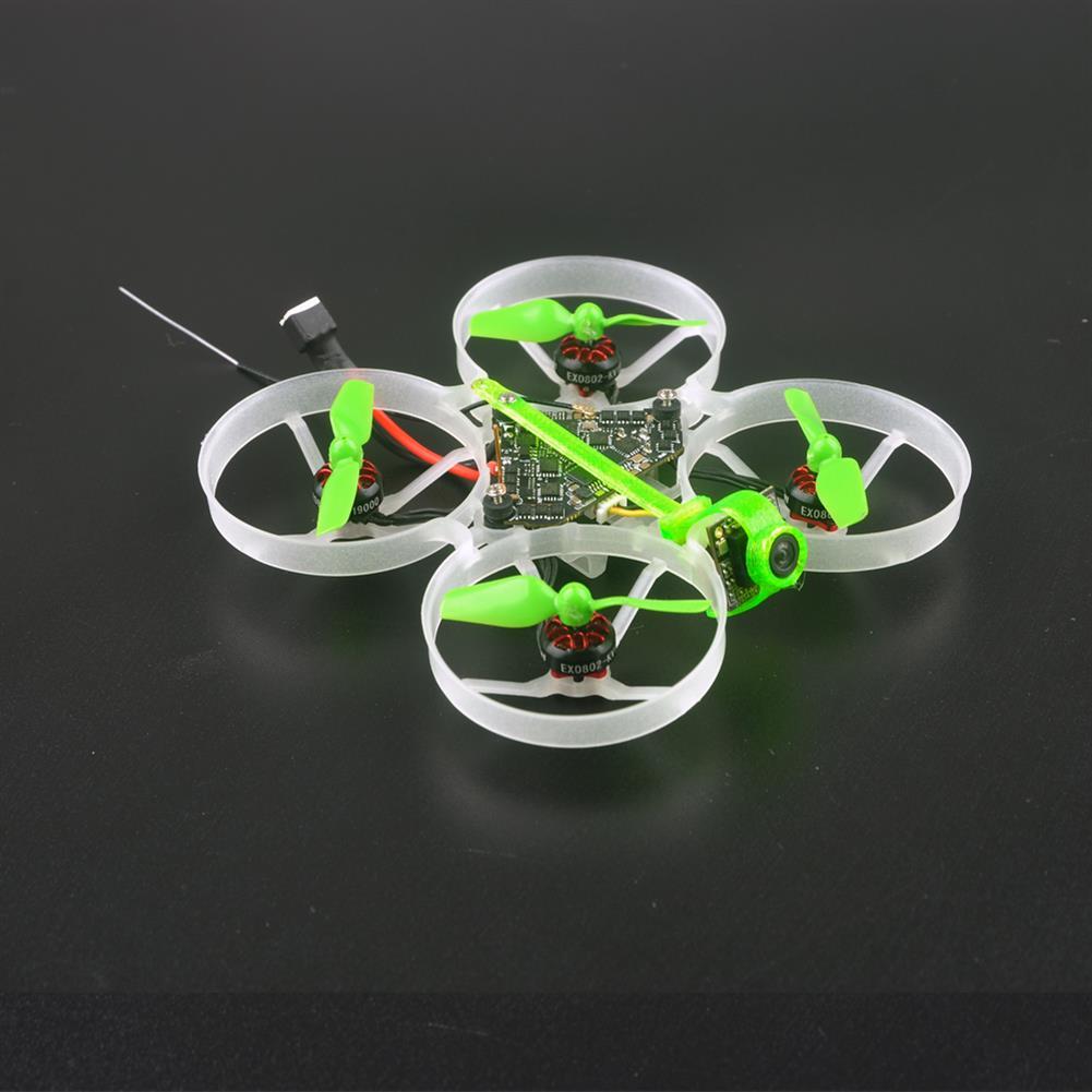 fpv-racing-drone 19.5g Happymodel Moblite7 75mm 1S Diamond F4 AIO 5A BB2 ESC Reciver 25/200mW VTX Whoop FPV Racing Drone BNF w/ EX0802 19000KV Unibell Motor Runcam Nano 3 800TVL Camera HOB1785250 1