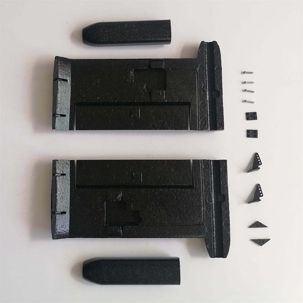 rc-airplane-parts SKY HAWK-V2 Double Motor FPV RC Airplane Spare Parts Vertical Tail Wing Set HOB1785674 1