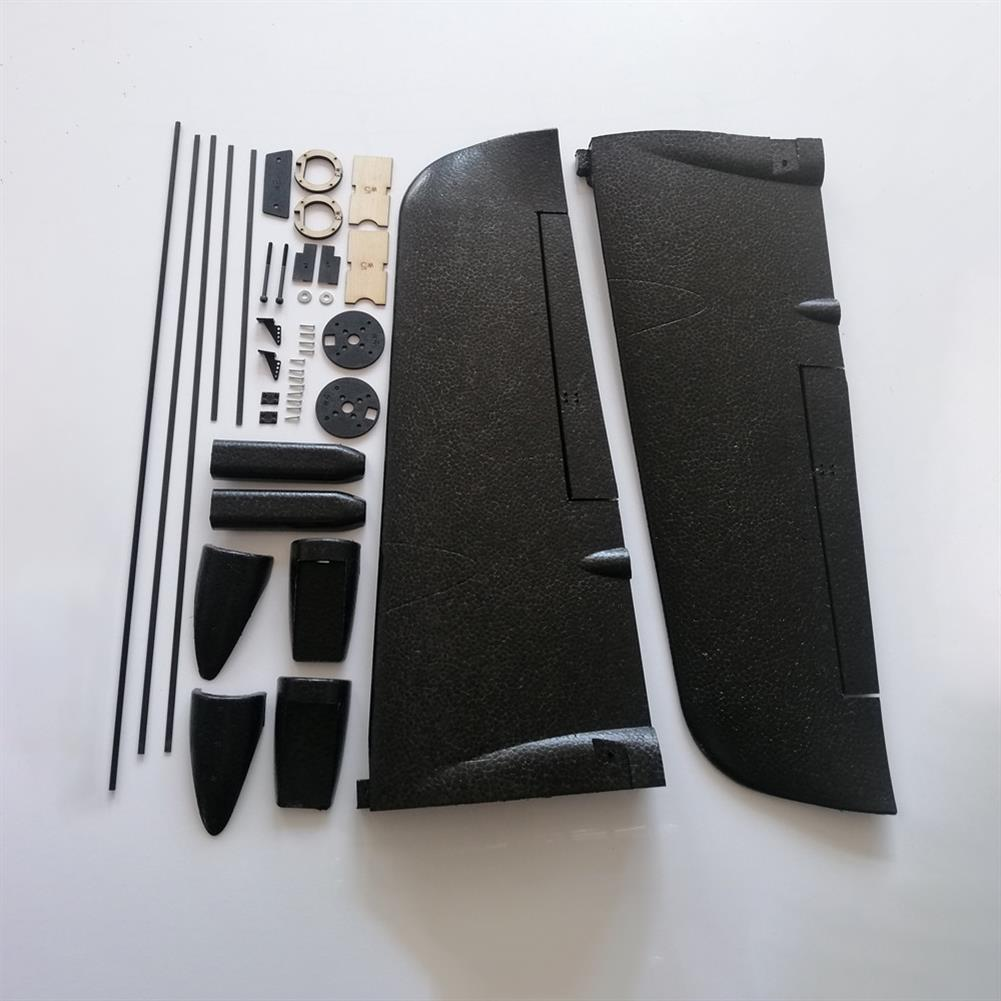 rc-airplane-parts SKY HAWK-V2 Double Motor FPV RC Airplane Spare Parts Main Wing Set HOB1785740 1
