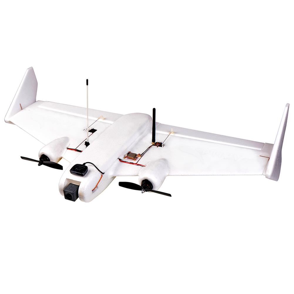 rc-airplane SN 860mm Wingspan VTOL Vertical Take-off and Landing EPO Delta Wing FPV Aircraft RC Airplane KIT HOB1786052 1
