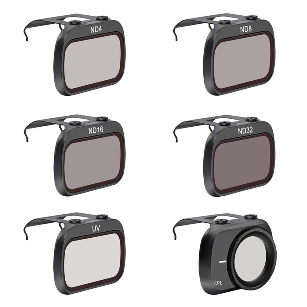 rc-quadcopter-parts STARTRC ND4/ND8/ND16/ND32/CPL/MCUV/ND4PL/ ND8PL/ ND16PL/ ND32PL Filter Set Lens Filter for DJI Mini 2 RC Drone HOB1786085 1
