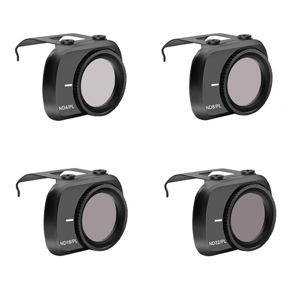 rc-quadcopter-parts STARTRC ND4/ND8/ND16/ND32/CPL/MCUV/ND4PL/ ND8PL/ ND16PL/ ND32PL Filter Set Lens Filter for DJI Mini 2 RC Drone HOB1786085 2