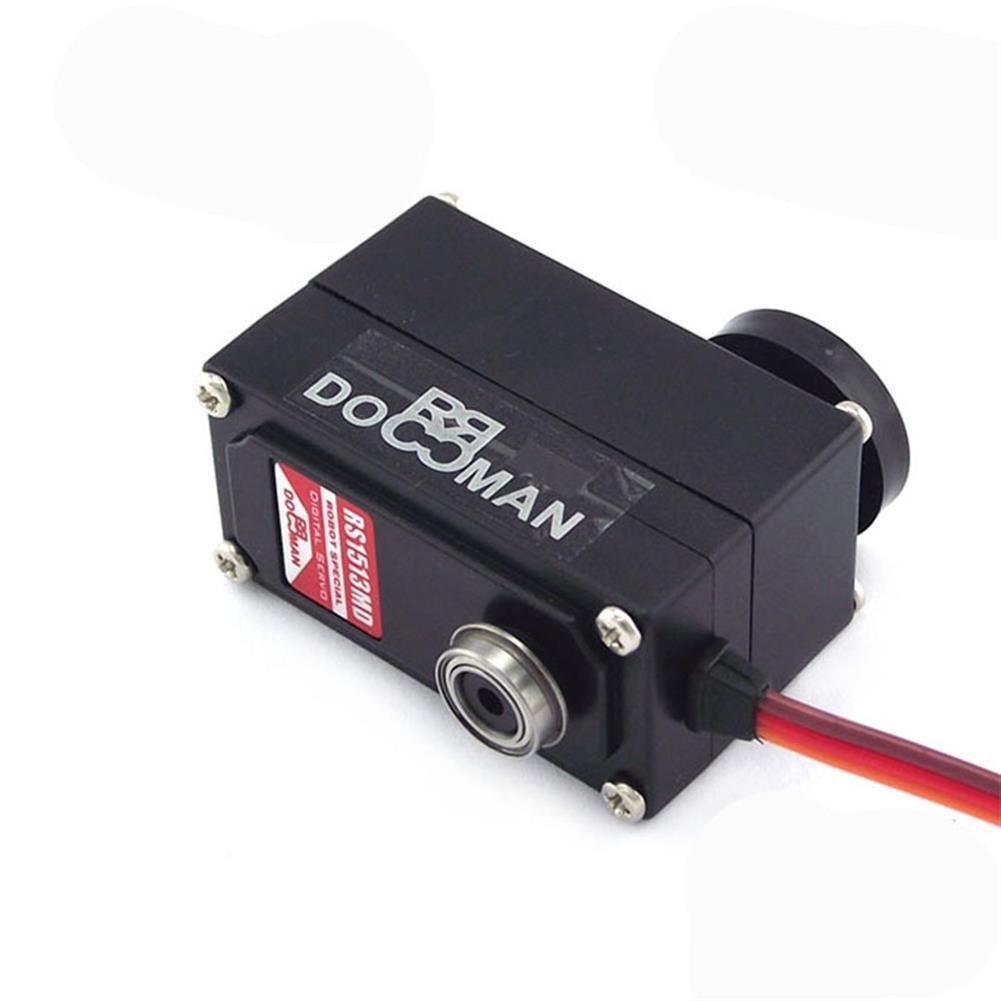 rc-servos Doman DM-RS1513MD 15KG 270 Degree Dual Axis Metal Digital Servo for RC Robot HOB1786142 2
