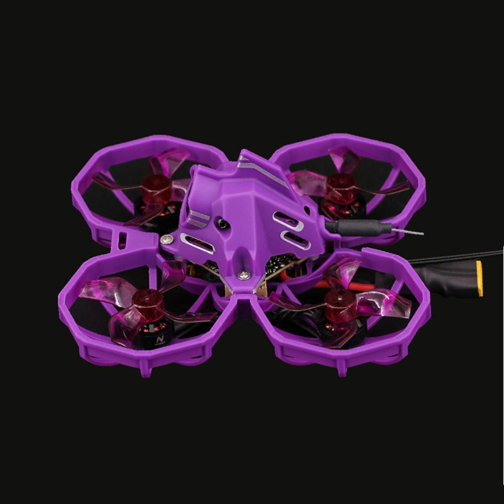 fpv-racing-drone NVision Junior Racer75 75mm F4 AIO 12A ESC 3S Whoop FPV Racing Drone PNP w/ 1103 8000KV Motor 25/100/200mW VTX Caddx Turbo Caddx Eos2 1200TVL Camera HOB1786900 3
