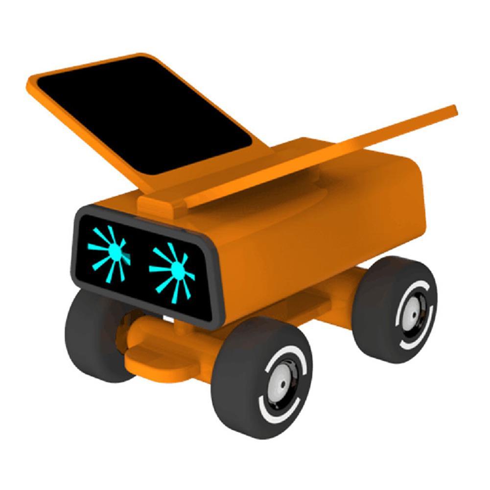 solar-powered-toys Exploring Kid New Solar Car Popular Science Toys Educational Children Science Experiment Toy Set HOB1787924