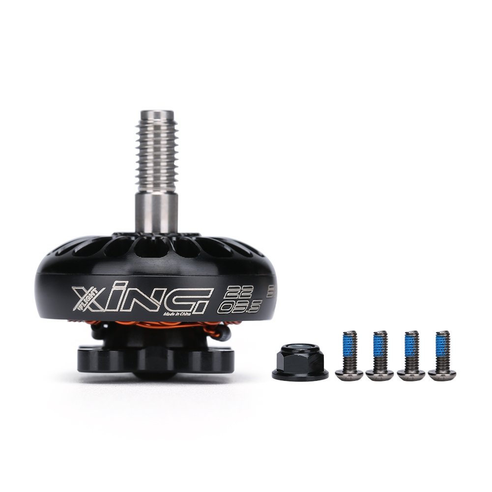 multi-rotor-parts iFlight XING 2203.5 2500KV 6S / 3600KV 4S Brushless Motor Unibell for Freestyle RC Drone FPV Racing HOB1788528