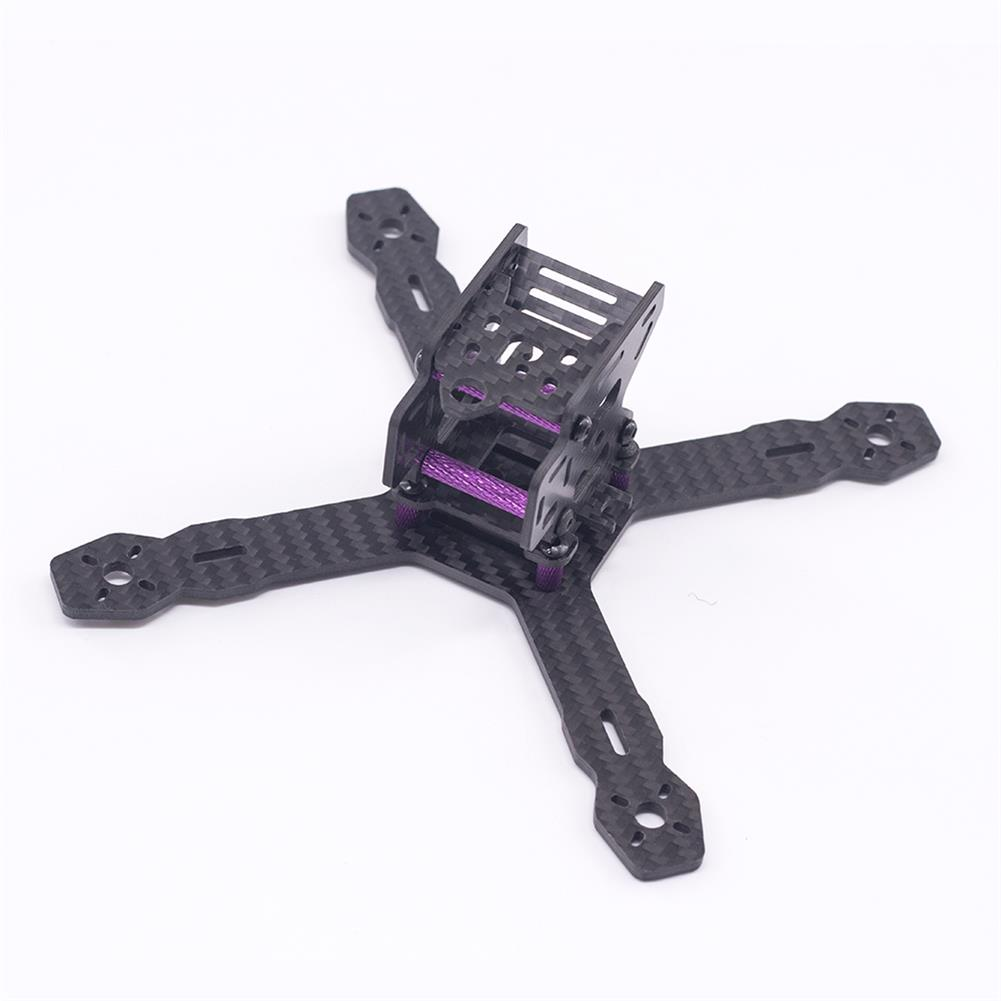 multi-rotor-parts URUAV Cost-E RX150 4 inch 150mm Wheelbase Type-X 30.5*30.5mm/20*20mm Mounting Hole Frame Kit for RC FPV Racing Drone HOB1789221