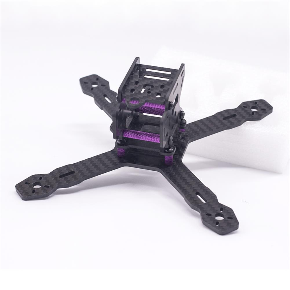 multi-rotor-parts URUAV Cost-E RX150 4 inch 150mm Wheelbase Type-X 30.5*30.5mm/20*20mm Mounting Hole Frame Kit for RC FPV Racing Drone HOB1789221 1