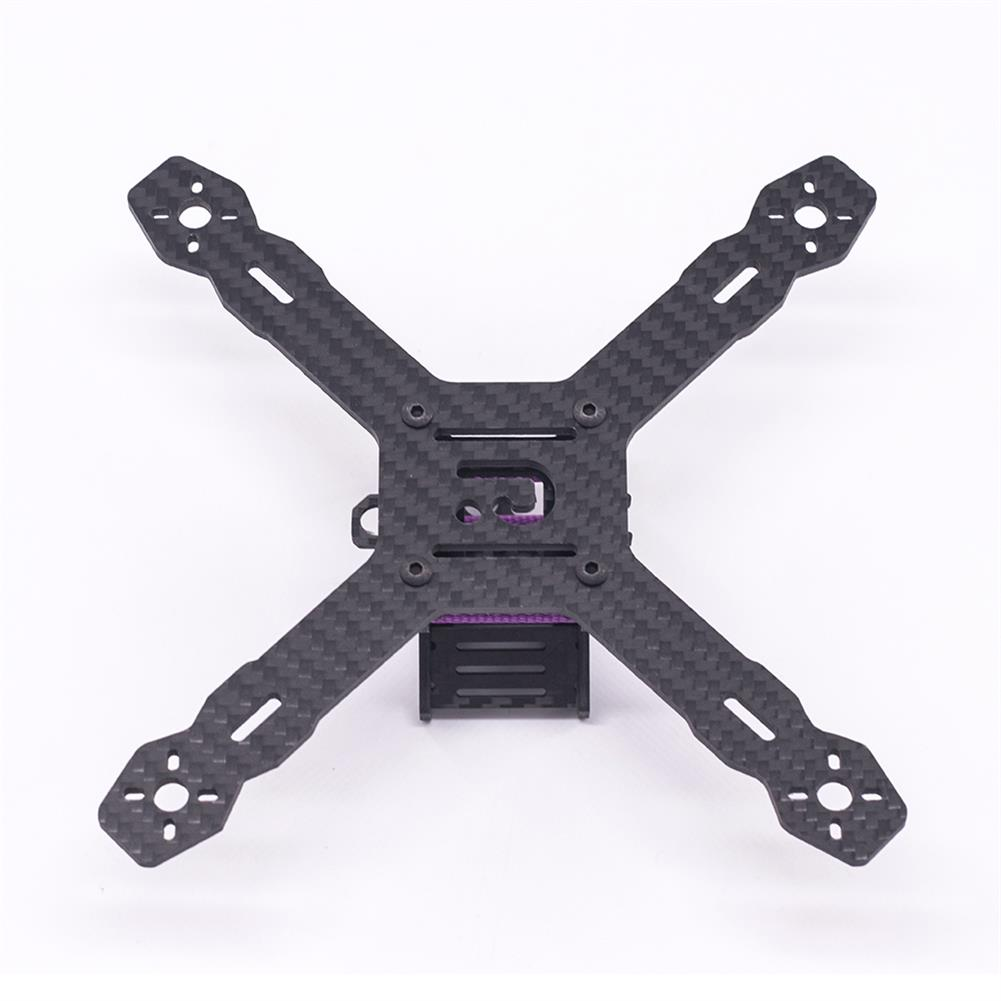 multi-rotor-parts URUAV Cost-E RX150 4 inch 150mm Wheelbase Type-X 30.5*30.5mm/20*20mm Mounting Hole Frame Kit for RC FPV Racing Drone HOB1789221 2