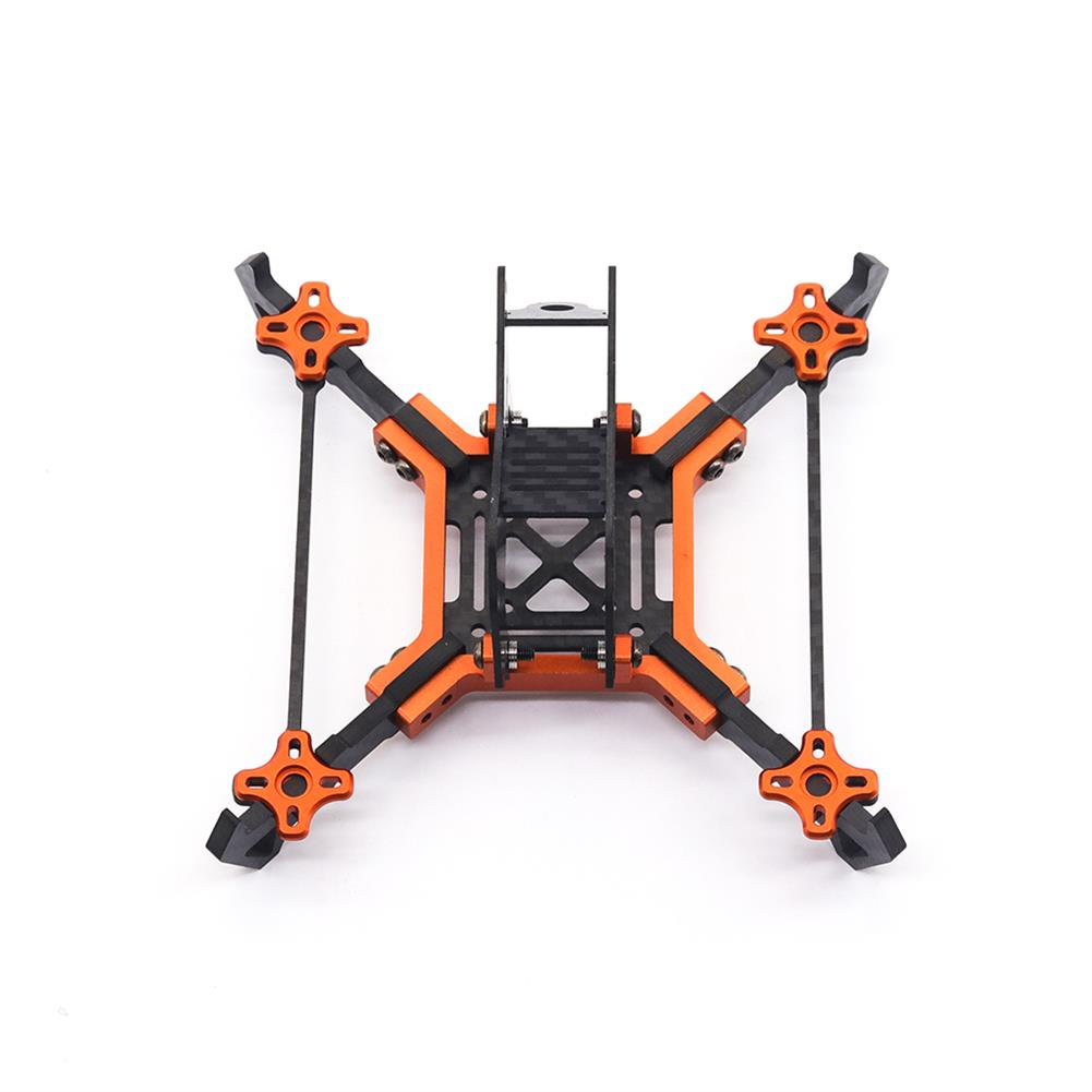 multi-rotor-parts URUAV Cost-E AMO 5 inch 215mm Wheelbase Type-H 20*20mm/30.5*30.5mm Mounting Hole Carbon Fiber Frame Kit for RC Drone FPV Racing HOB1789328