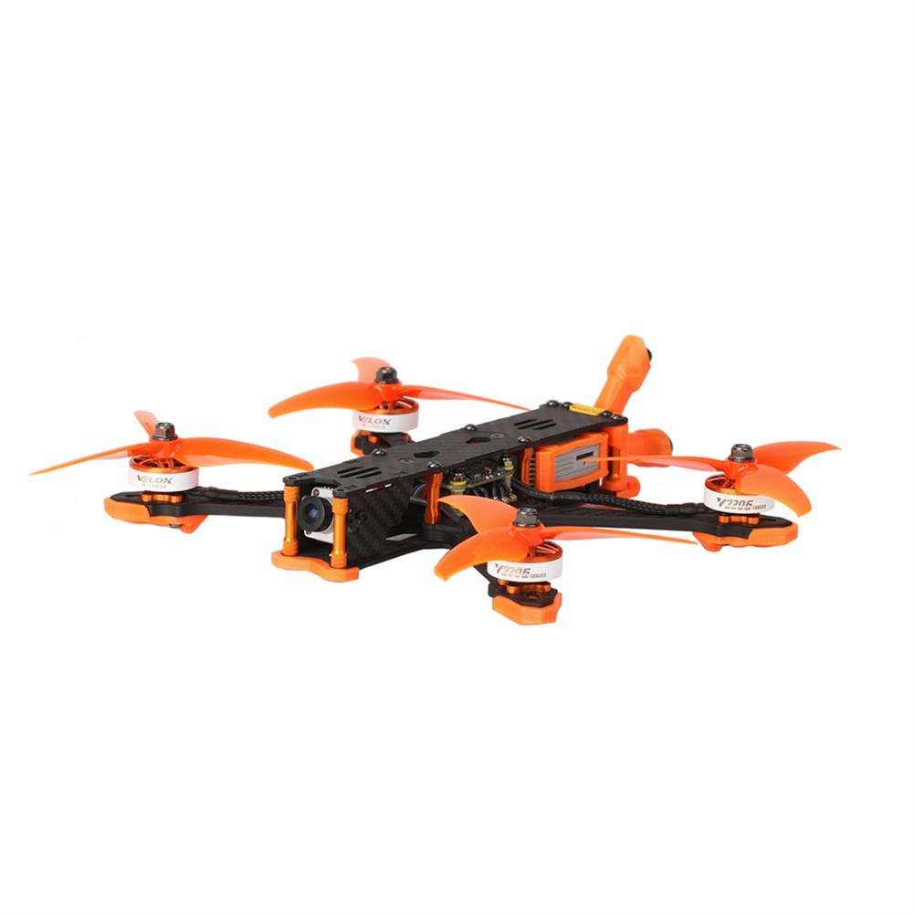 fpv-racing-drone T-Motor FT5 MKII 232mm Pacer F7 50A ESC 4S / 6S 5 inch Freestyle FPV Racing Drone PNP w/ Velox 2306 Motor NO VTX Camera 60% Drone Version HOB1789410