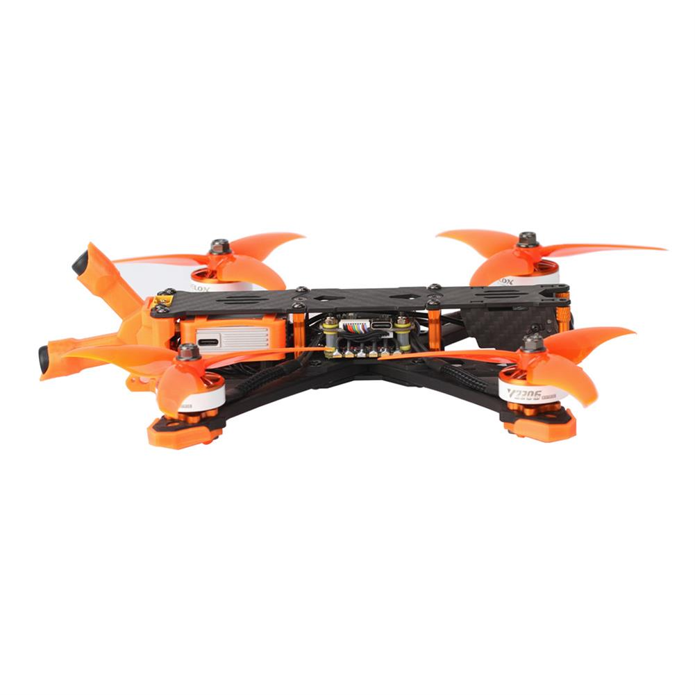 fpv-racing-drone T-Motor FT5 MKII 232mm Pacer F7 50A ESC 4S / 6S 5 inch Freestyle FPV Racing Drone PNP w/ Velox 2306 Motor NO VTX Camera 60% Drone Version HOB1789410 1