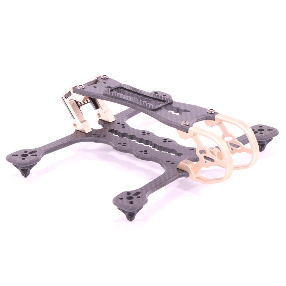 multi-rotor-parts AlfaRC Merry135 135mm 3 inch 3mm Arm Frame Kit 20x20mm Mounting Hole for RC Drone FPV Racing HOB1789896