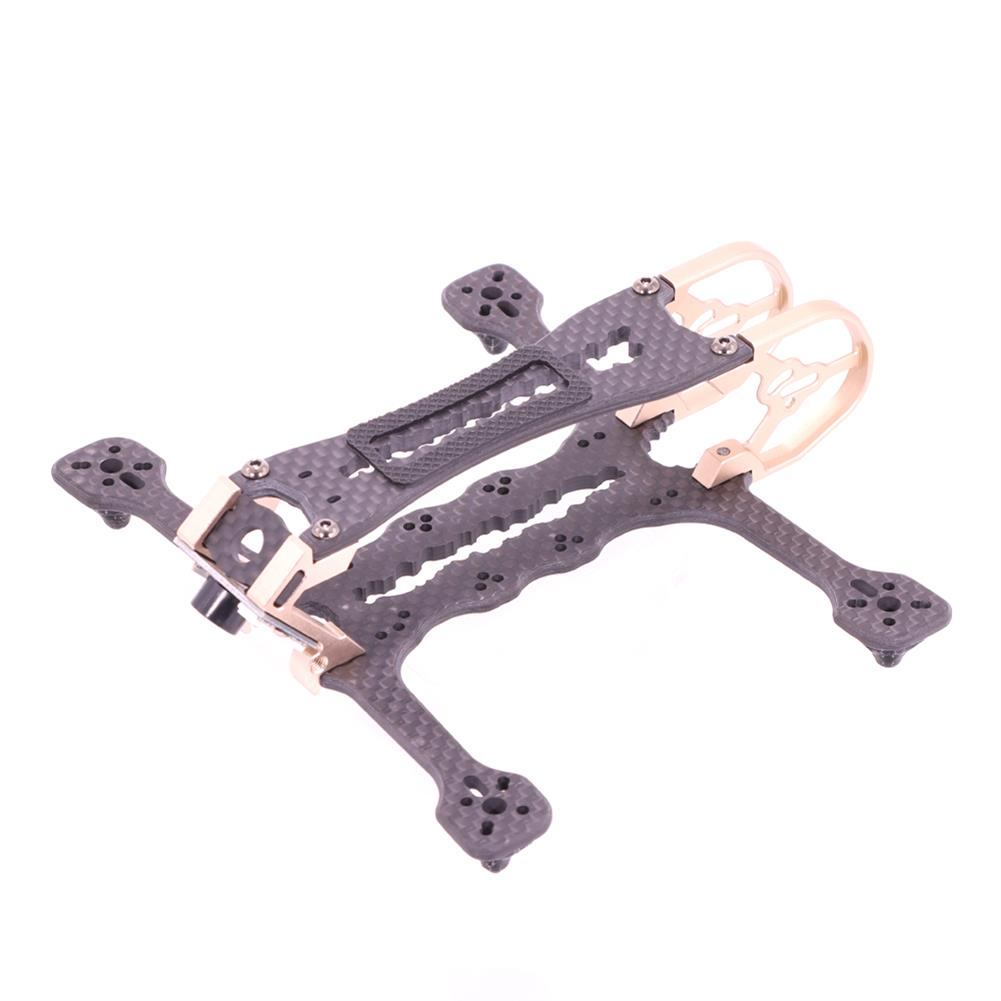 multi-rotor-parts AlfaRC Merry135 135mm 3 inch 3mm Arm Frame Kit 20x20mm Mounting Hole for RC Drone FPV Racing HOB1789896 3