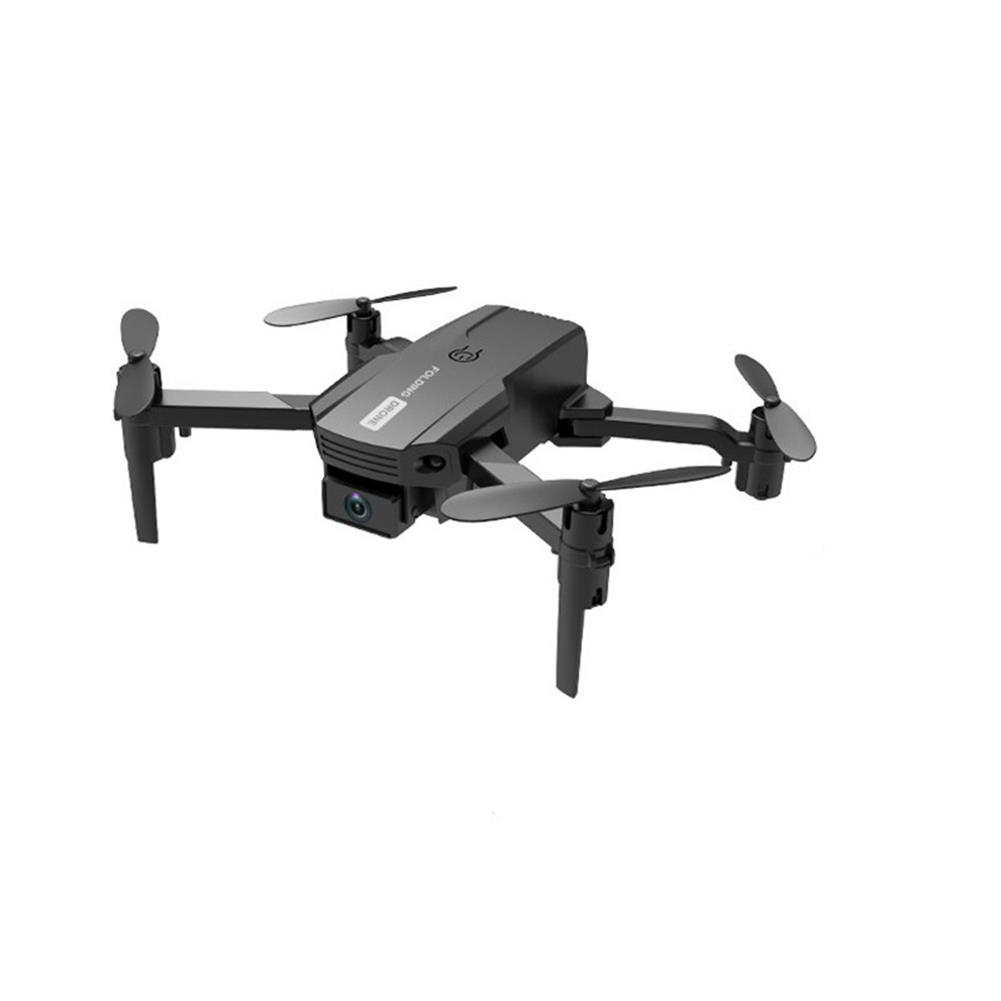 rc-quadcopters 2.4G Mini Drone WIFI FPV with 4K Dual HD Camera 3D Flips Headless Mode Air Pressure Altitude Hold Foldable RC Drone Quadcopter RTF HOB1790504 1