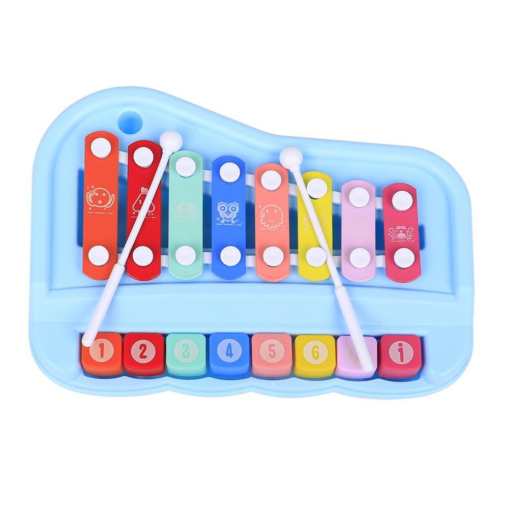 orff-instruments SY-73 Octave Hand Knock Piano Children's Educational Musical Orff instrument HOB1791112 1