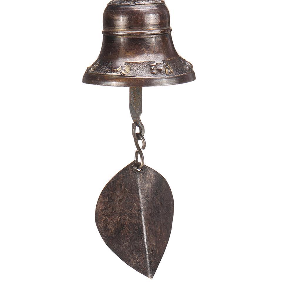 folk-world-percussion FL01 Nepal Handmade Pure Copper Wind Chimes HOB1792347 2