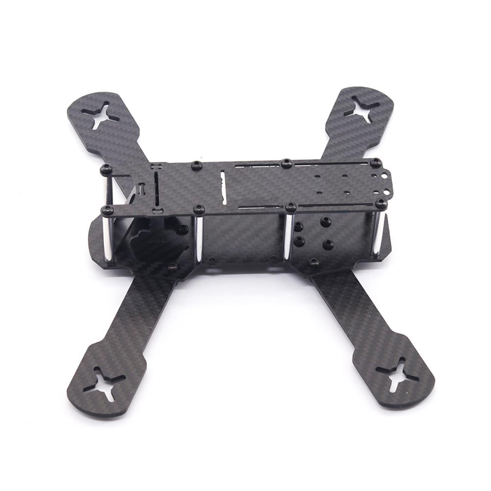 multi-rotor-parts URUAV Cost-E T 5 inch 210mm Wheelbase Type-H Carbon Fiber Frame Kit for RC FPV Racing Drone Parts 30.5*30.5mm/20*20mm Mounting Holes HOB1792532 1