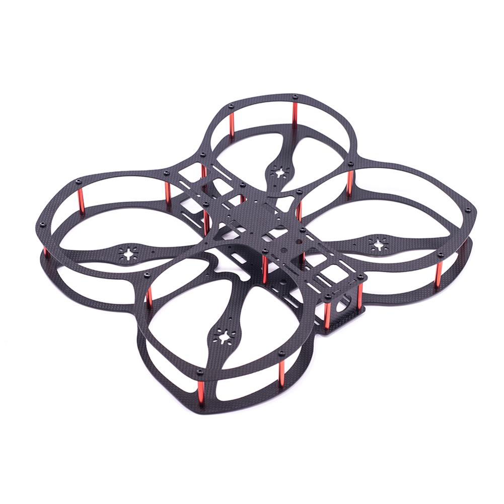 multi-rotor-parts URUAV Cost-E CW 5 inch 220mm Wheelbase Frame Kit 20*20mm/30.5*30.5mm Mounting Holes for RC FPV Racing Drone Parts HOB1792538 2