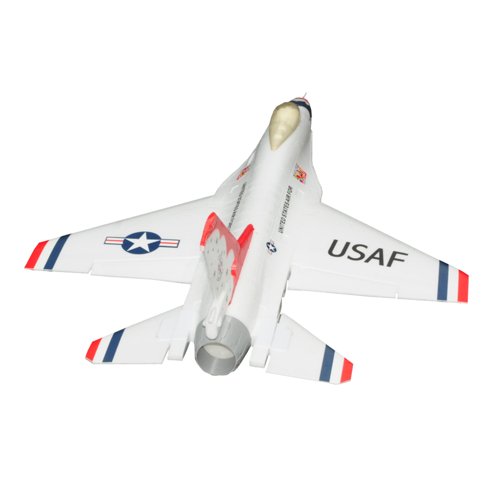 rc-airplane F16 750mm Wingspan EPO Material Ducted Fan EDF Jet Warbird RC Airplane KIT HOB1793376 3