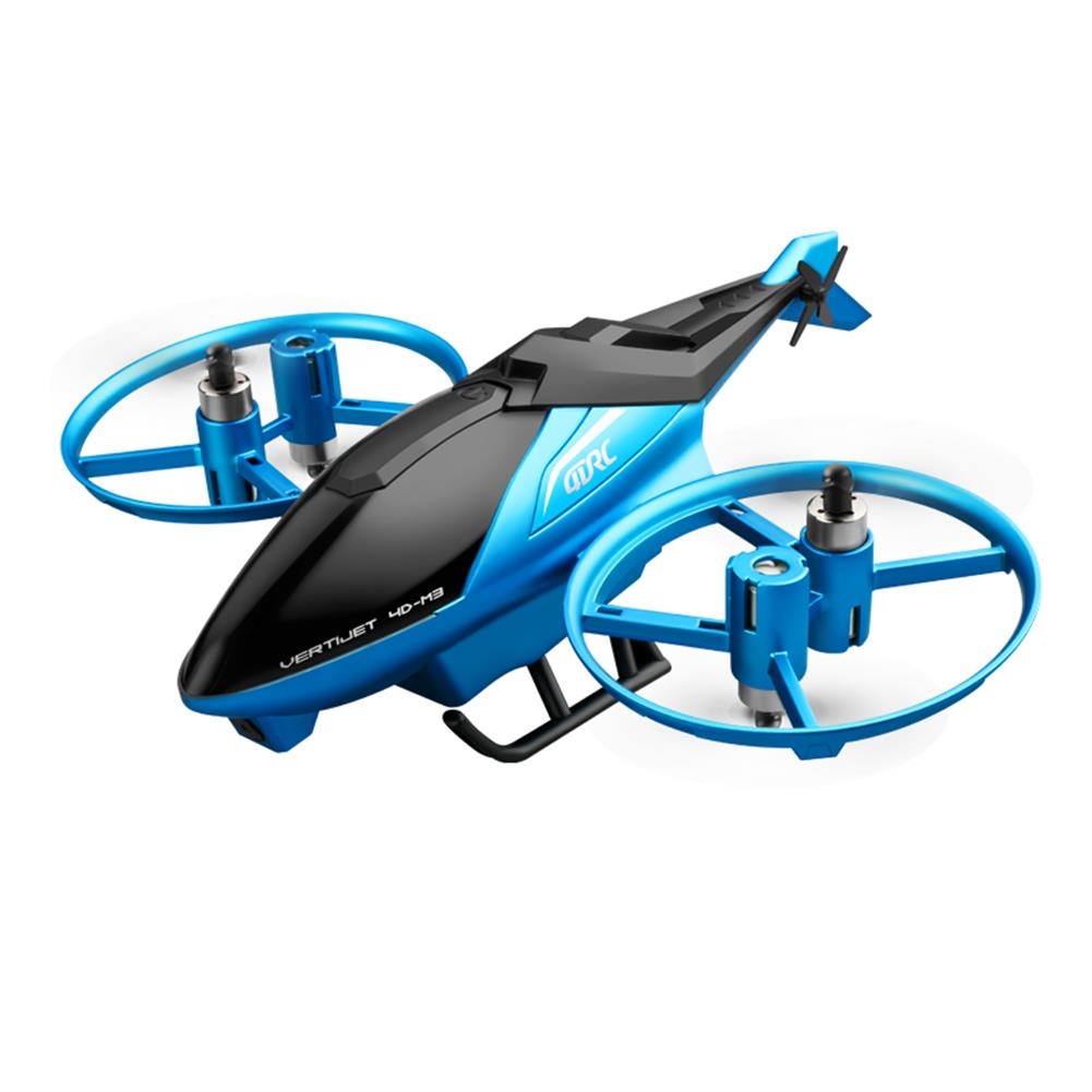 rc-helicopter 4D M3 2.4G 6CH 3D Aerobatics Altitude Hold HD Wide-angle Lens APP Control RC Helicopter RTF HOB1793483
