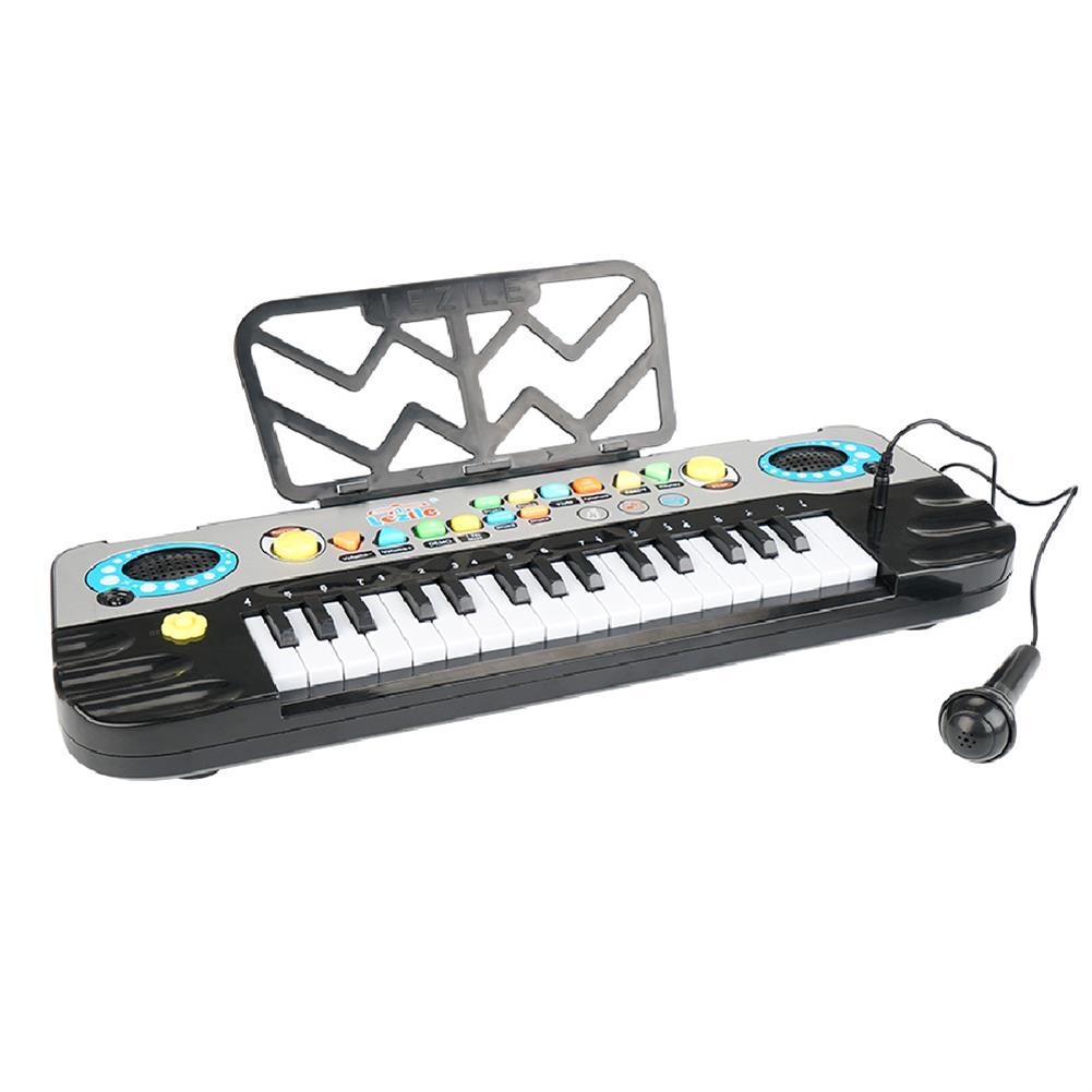 electronic-keyboards MoFun 3202A 32 Key Electronic Keyboard Children Piano with Microphone HOB1794012