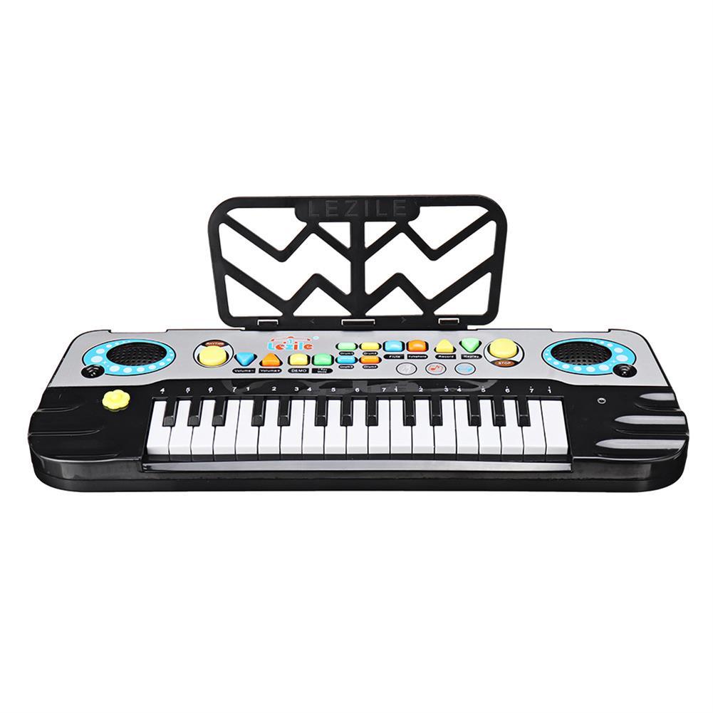 electronic-keyboards MoFun 3202A 32 Key Electronic Keyboard Children Piano with Microphone HOB1794012 1