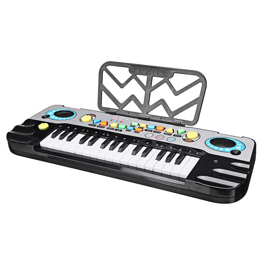 electronic-keyboards MoFun 3202A 32 Key Electronic Keyboard Children Piano with Microphone HOB1794012 2