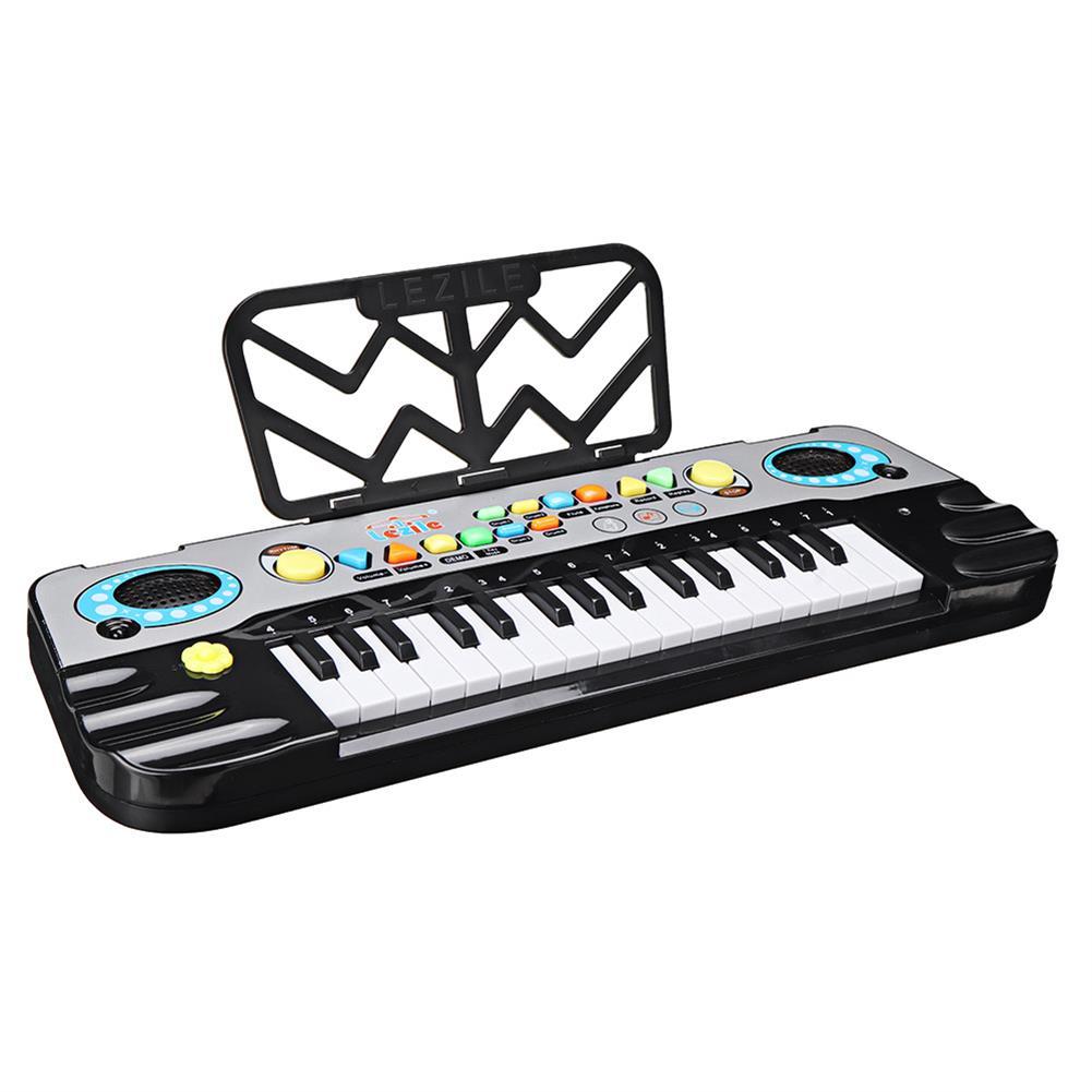 electronic-keyboards MoFun 3202A 32 Key Electronic Keyboard Children Piano with Microphone HOB1794012 3