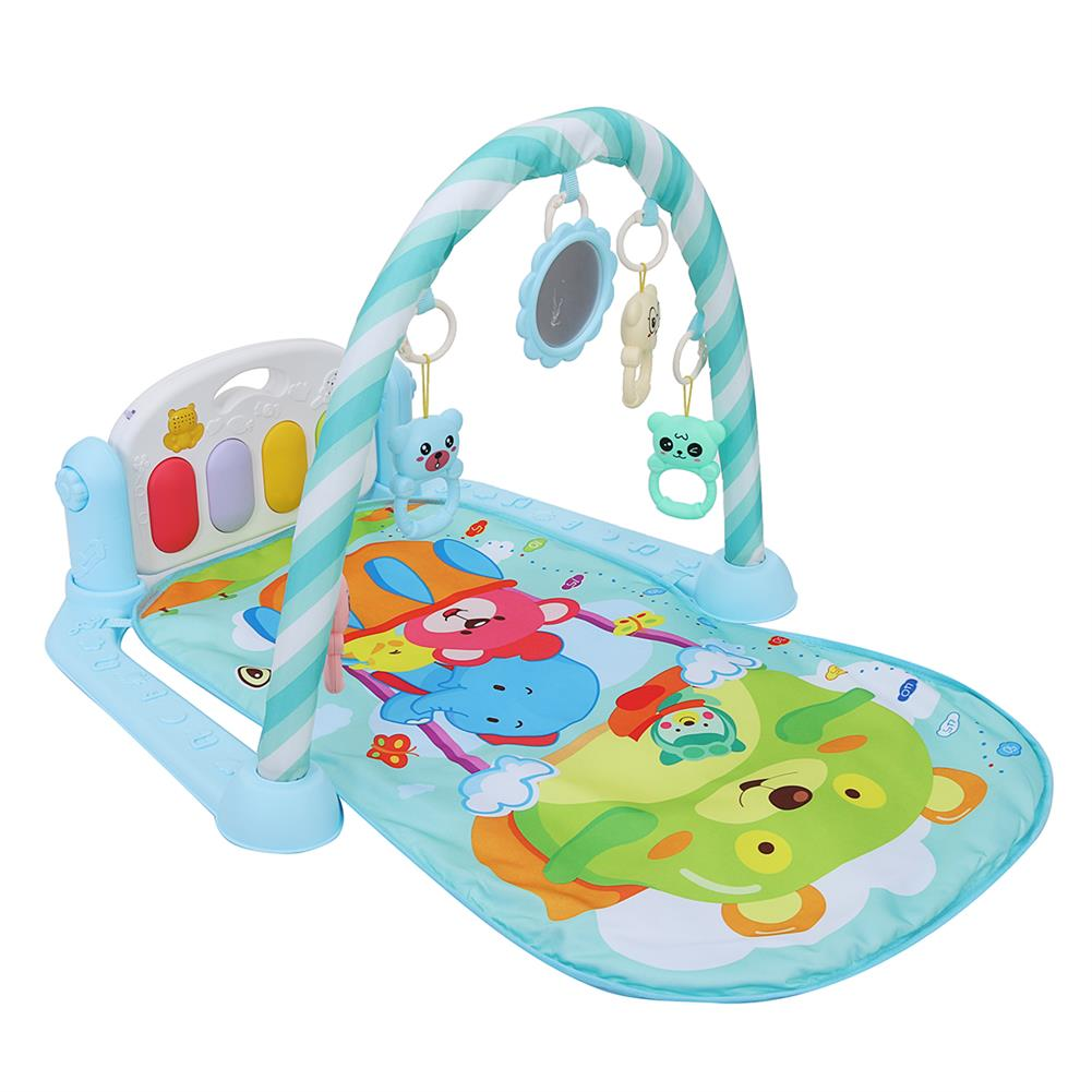 baby-rattles-mobiles Baby Music Rack Play Mat Kid Rug Puzzle Carpet Piano Keyboard infant Playmat Early Education Gym Crawling Game Pad Toy HOB1795049