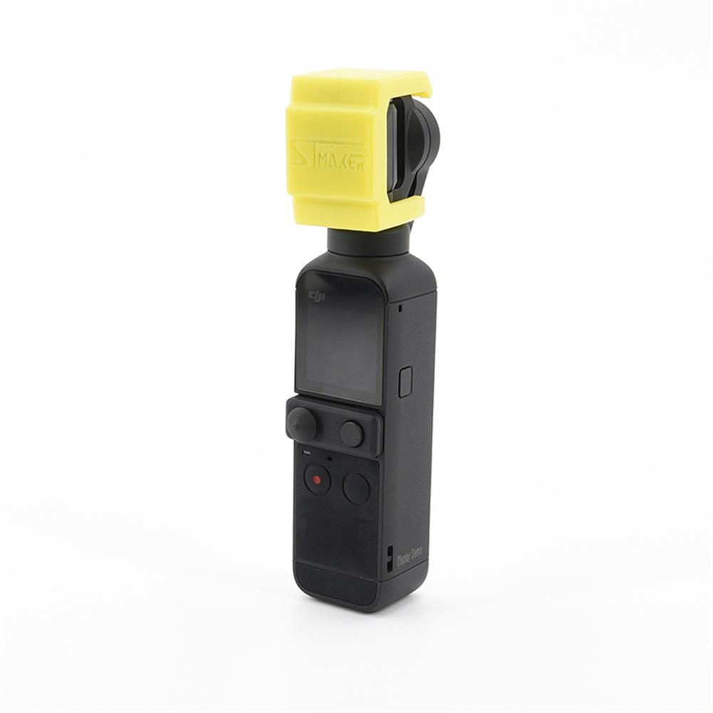 fpv-system STMAKER TPU Protective Lens Cover for DJI OSMO Pocket 2 FPV Gimbal Camera HOB1795552